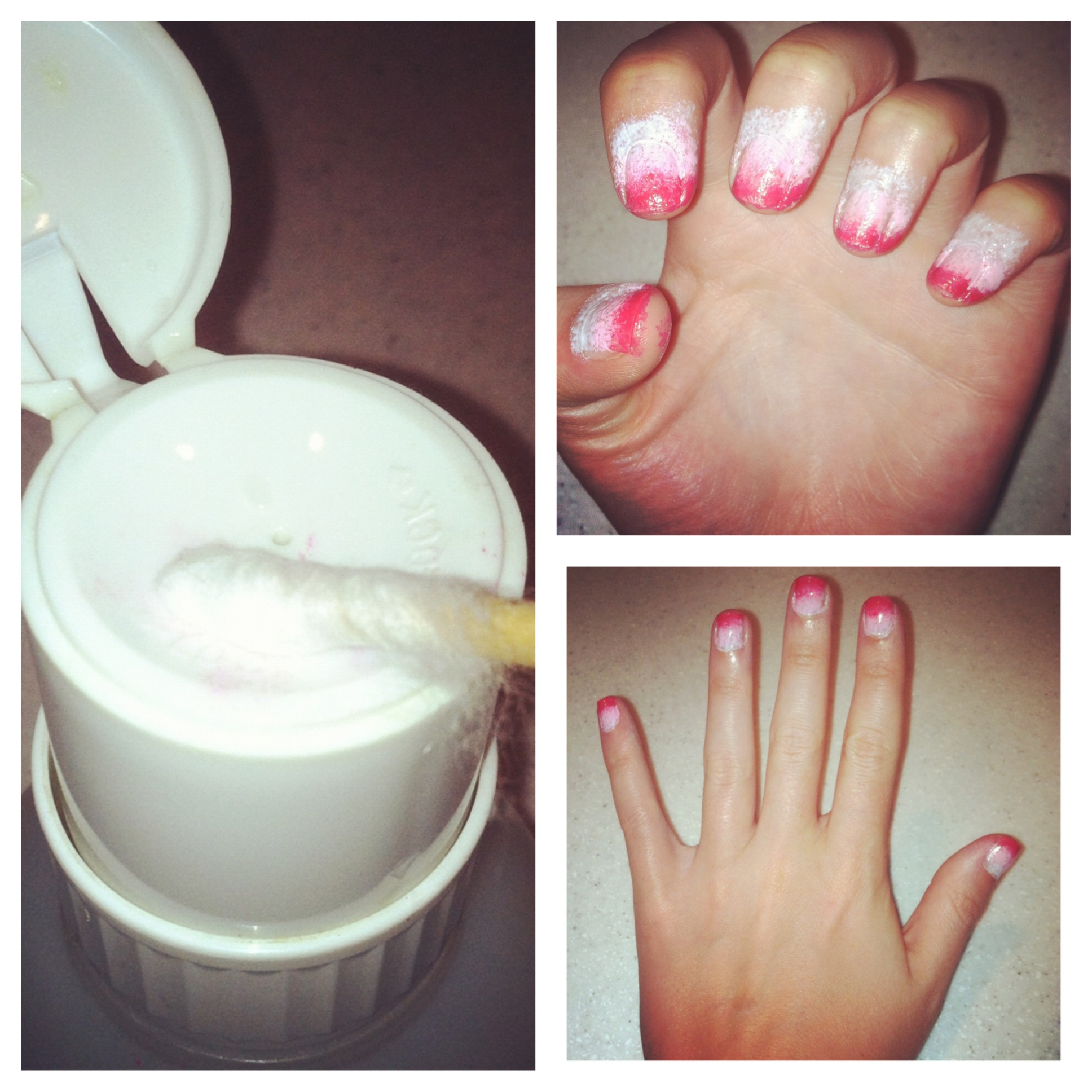DIY: Ombre Nails | Lush to Blush
