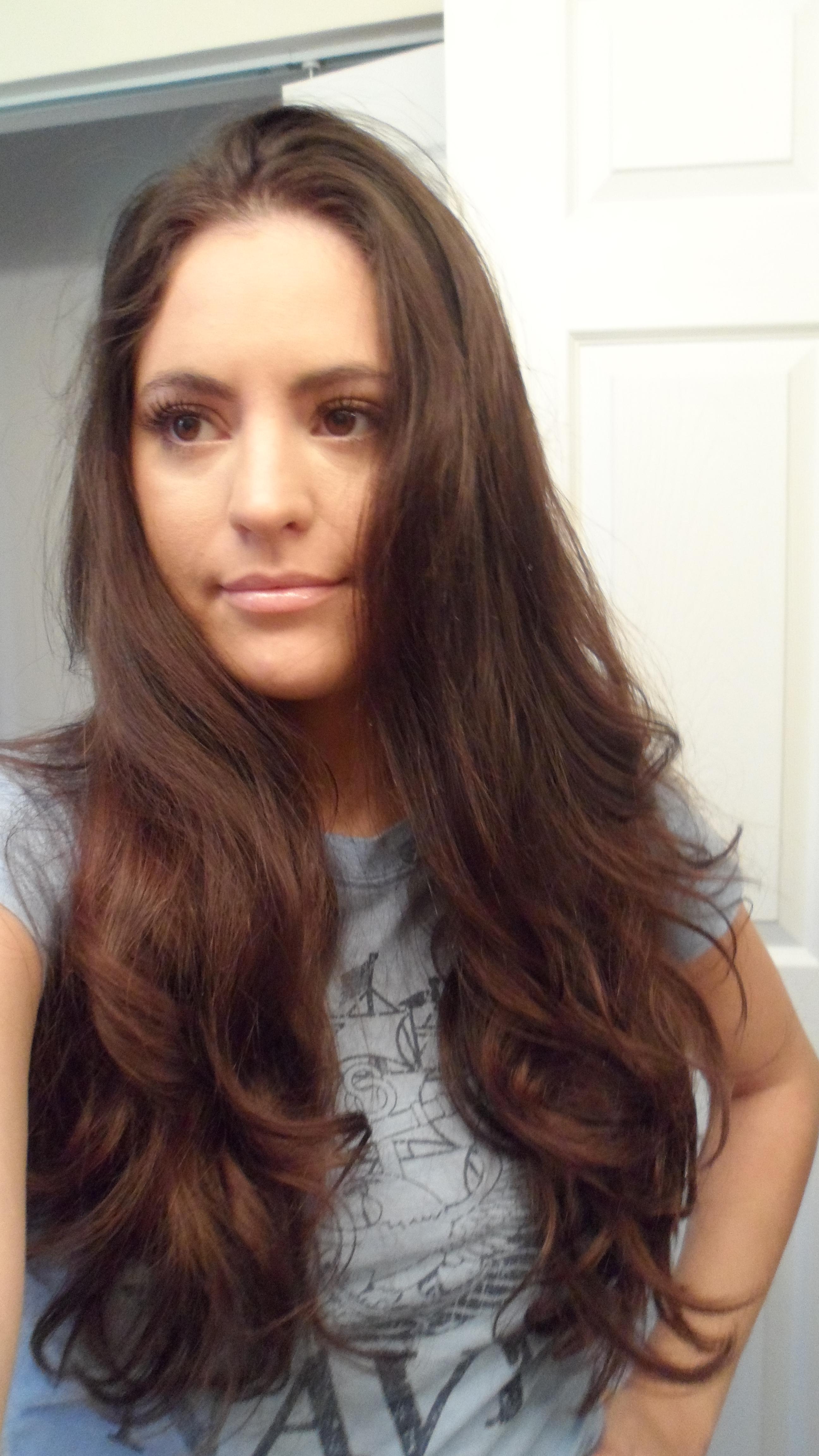 Incredible Effortless Wavy Hair Tutorial Lush To Blush Hairstyles For Women Draintrainus